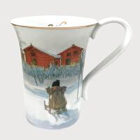 德国高宝Goebel进口陶瓷马克杯欧式咖啡杯大容量办公室牛奶早餐杯