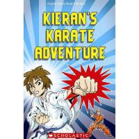 Kieran's Karate Adventure (Popcorn Readers)