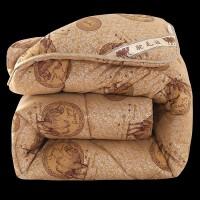 宝诗顿羊毛被子冬被加厚绒被单人双人子母被芯春秋被驼毛被定制定制! 新款