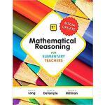 【预订】Mathematical Reasoning for Elementary Teachers Plus Myl