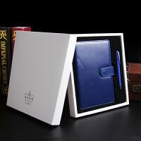 2018笔记本记事本商务品牌礼盒套装日记本中性笔创意礼品套装定制