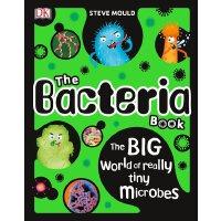 现货 英文原版 DK系列 细菌手册 小心 这本书有细菌 认识细菌 The Bacteria Book 精装 微生物知识百