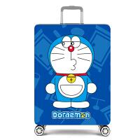 弹力行李箱保护套旅行箱套拉杆箱皮箱子罩20/24/28/30寸加厚耐磨 箱套-叮当猫S18-20寸
