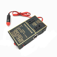 汽车货车载逆变器12v24v伏转220v电源充电转换器插座多功能手机冲SN3578