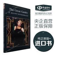 现货 了不起的盖茨比 英文原版小说 The Great Gatsby 经典名著 莱昂纳多 菲茨杰拉德 英文版小说 进口