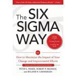 【预订】The Six Sigma Way How GE, Motorola, and Other Top Compa