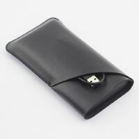 新款保护套 移动电源收纳包 保护袋 防刮 立体双层款 黑色