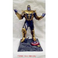 复仇者联盟3无限战争 15寸 灭霸 混沌魔王 萨诺斯 雕像模型摆件