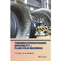 【预订】Thermohydrodynamic Instability in Fluid-Film Bearings 9