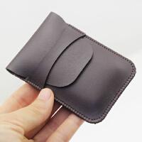 联想thinkplus移动固态硬盘收纳包袋PD 保护套 硬盘包 防刮 摩卡棕 有盖款