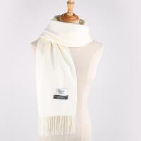 围巾女冬季明星同款韩版男女士情侣加厚保暖仿羊绒羊毛百搭披肩长