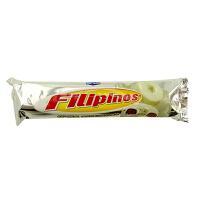 西班牙进口Filipinos巧圈圈 黑白牛奶巧克力脆 135gx3条装 多种口味可选 饼干儿童零食