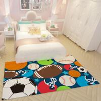环保卡通满铺大地毯 宝宝爬行垫 客厅沙发 儿童房间卧室床边毯 200C x 300C