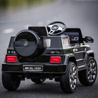 儿童电动车四轮越野童车可坐人双驱动宝宝玩具电瓶汽车带遥控JAMY