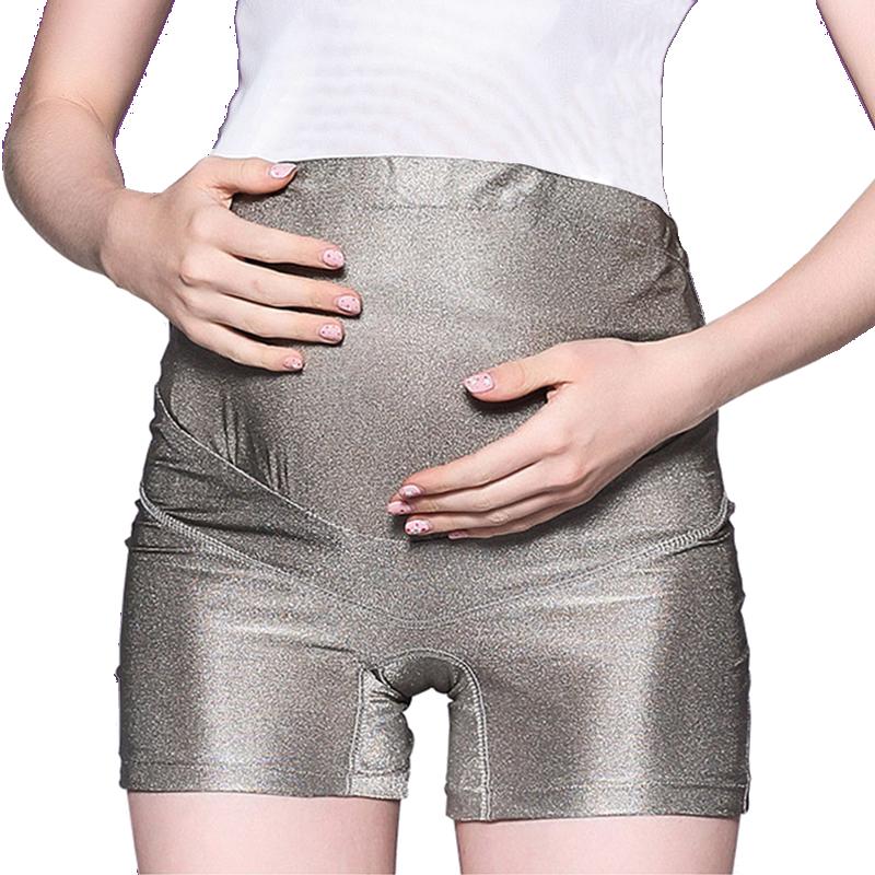 孕妇防辐射服孕妇装银纤维隐蔽防辐射内裤女防辐射服短裤防辐射托腹孕妇裤内穿贴身085 发货周期:一般在付款后2-90天左右发货,具体发货时间请以与客服协商的时间为准