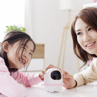 科大讯飞阿尔法超能蛋儿童早教机器人阿尔法小蛋学习智能对话玩具