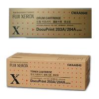 Fuji Xerox 原装 正品 富士施乐 CWAA0648 硒鼓 CWAA0649粉盒 适用于富士施乐(xerox)DocuPrint203A/204A 机型