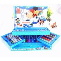 白雪公主54PC绘画礼盒文具套装学生画笔手提装水彩笔生日礼物