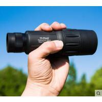 户外运动装备高清10-25变倍高倍单筒望远镜1000夜视非红外手机望眼镜单通