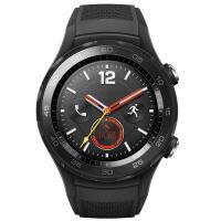 【当当自营】华为 WATCH2 二代智能运动手表 蓝牙通话 GPS心率NFC支付 碳晶黑 4G版(可插卡)
