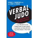 【预订】Verbal Judo, Second Edition The Gentle Art of Persuasio