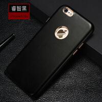 iphone7plus手机壳真皮苹果7保护套iphone6s商务男潮款