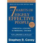 【预订】The 7 Habits of Highly Effective People: Powerful Lesso