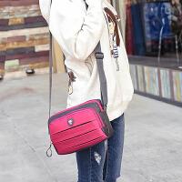 2016新款韩版时尚运动包单肩包斜跨包女士休闲包潮男女小包
