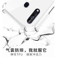 三星A60手机壳硅胶透明手机保护套女款全包软胶气囊防摔
