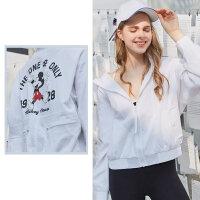 【1件2.5折到手价:69.8】美特斯邦威米奇风衣夹克女小个子短外套韩版潮春新款商场款