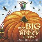 HOW BIG COULD YR PUMPKIN GROW?