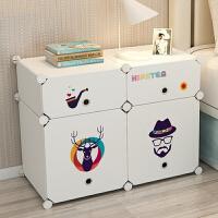 收纳柜 塑料特大号收纳箱整理箱分格收纳盒储物柜衣服收纳柜