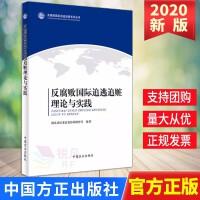 反腐败国际追逃追赃理论与实践(2020)中国方正出版社 反腐败国际追逃追赃系列丛书
