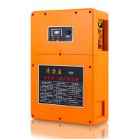 浮力王12V大功率锂电一体机逆变器机头套件电瓶升压器工具锂电池