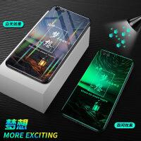 优品iphone6手机壳6s夜光6plus玻璃苹果7保护ip8硅胶套8puls全包7p防摔6sp软i