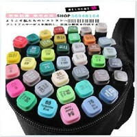 满99包邮 韩国touch马克笔 三代 服装设计常用30色套装 送笔袋
