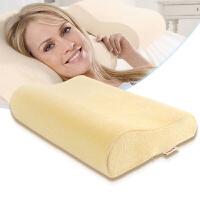 羽晨 乳胶枕芯乳胶枕健康枕心记忆枕乳胶记忆枕乳胶护颈枕芯