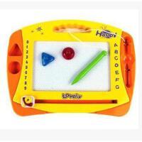 欧锐6670 6671卡通儿童画板彩色磁性 启蒙益智玩具礼盒装磁性画板