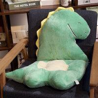 办公室加厚椅子垫子座垫坐垫女学生宿舍教室暖手抱枕靠垫一体椅垫 80x40厘米【可拆分带暖手】