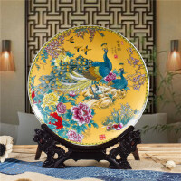 家居饰品摆件客厅玄关装饰工艺品陶瓷器摆设电视柜酒柜桌面小摆件