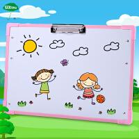 学习画画写字板宝宝玩具支架白板儿童画板家用磁性小黑板