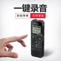 Sony/索尼录音笔专业高清降噪正品上课用学生随身听大容量录音机 小男女生便携式mp3音乐播放器