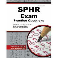 【预订】SPHR Exam Practice Questions: SPHR Practice Tests & Rev