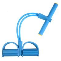 仰卧起坐器材健身家用运动拉力器收腹肌训练器
