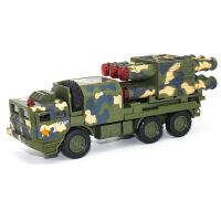 汽车模型玩具车合金车军事车模红旗9远程地空导弹车