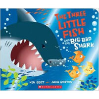 The Three Little Pigs And The Big Bad Shark Ken Geist,Julia