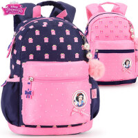 迪士尼公主儿童书包3-6岁幼儿园女童女生小孩宝宝学前班双肩背包