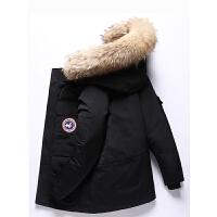 加拿大儿童羽绒服中长款2019男女中大童加厚大鹅冬装外套反季
