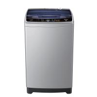 Haier/海尔 8公斤全自动波轮洗衣机 四重洁净 智能预约 浸泡洗 冲浪洗EB80M39TH