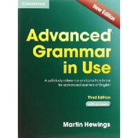 【预订】Advanced Grammar in Use Book with Answers: A Self-Study